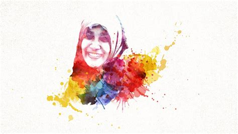 tutorial watercolor photoshop photoshop membuat efek lukisan water color efect