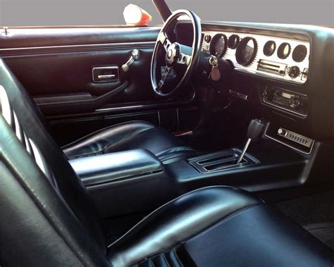 1979 Trans Am Interior by 1979 Pontiac Firebird Trans Am 2 Door Coupe Barrett Jackson Auction Company World S Greatest
