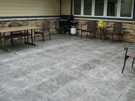 decorative concrete work concrete masonry grayling mi jack millikin inc