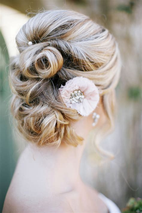 Backyard Wedding Hairstyles Colorful Diy Backyard Wedding