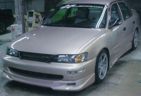 Toyota Ae100 Manual Toyota Corolla Ae100 Jdm