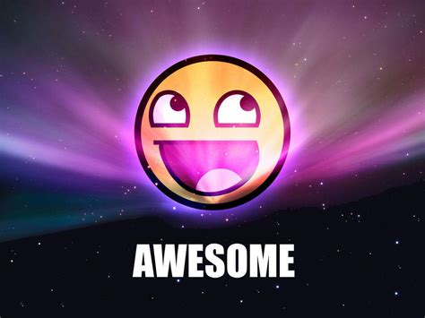 Kaos Awesome Smiley 2 image 5757 awesome epic smiley your meme