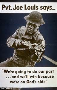 private joe louis fought for america in his own way the
