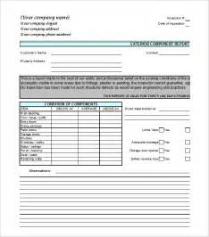 free home inspection report template sanjonmotel