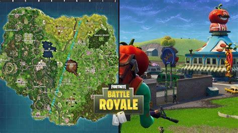 fortnite season 4 fortnite battle royale sheet map for season 4