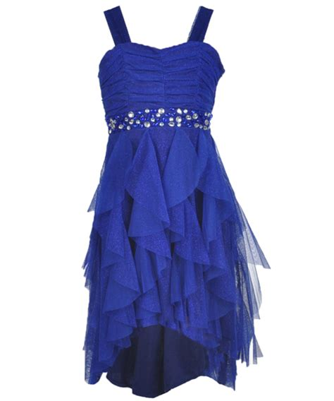 tween dresses ebay tween diva big girls quot glittering cascade quot dress sizes 7