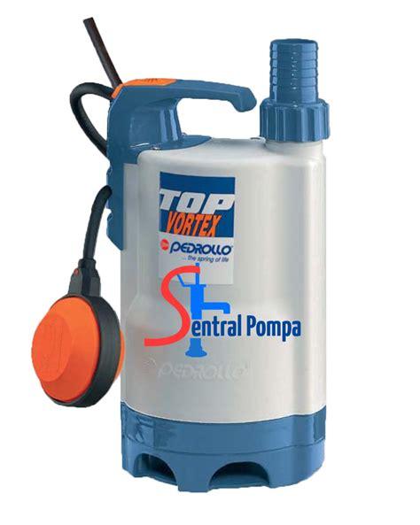 Pompa Celup Nlg pompa celup 195 watt air kotor top vortex sentral pompa