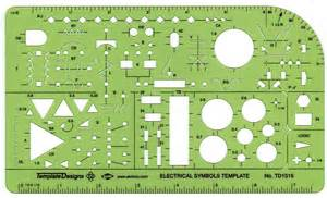 drawing templates alvin td1515 electrical drawing template electrical