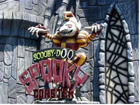 scooby doo spooky coaster photos