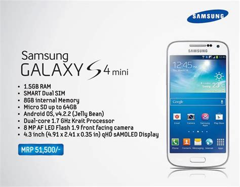 samsung galaxy s4 best price specifications and price of galaxy s4 mini in nepal
