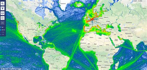 tracking boats english channel watch the world s ships sail earth s oceans in real time
