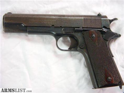 I Gear I01 1918 Black Original by Armslist For Sale Colt 1911 Mfg 1918