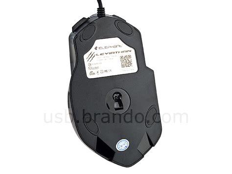 Elephant Dragonwar Phantom V2 Laser Gaming Mouse 1 elephant usb leviathan laser gaming mouse