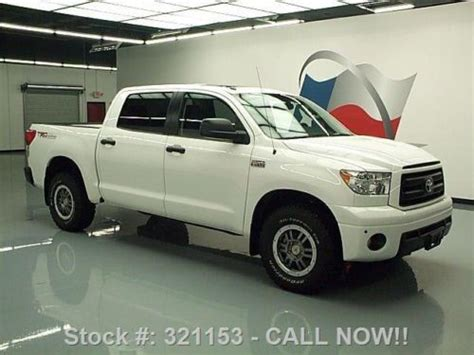 auto body repair training 2012 toyota tundramax electronic toll collection sell used 2013 toyota tundra crewmax 4x4 trd rock warrior sunroof texas direct auto in stafford