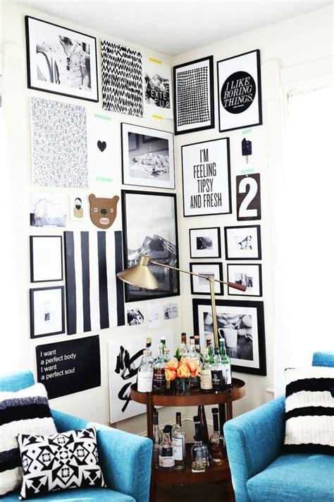 tips for hanging pictures fotowand gestalten tipps und kreative ideen