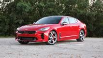 kia brought two hot stingers and a blacked out cadenza to sema