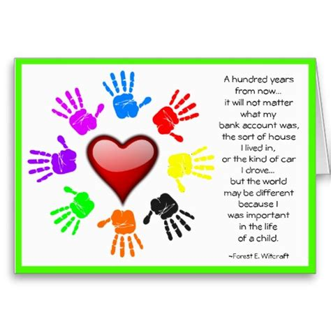 end of year quotes for preschoolers