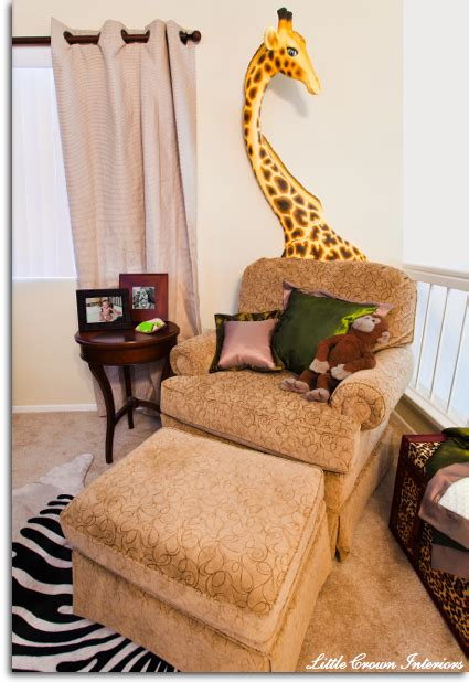 two tone furniture trend project nursery baby boys safari nursery design theme ideas photos