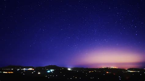 background night night sky background wallpaper night lights in the sky hd