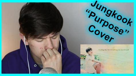 bts jungkook shares stripped down cover of justin bieber jk is perfect bts jungkook purpose justin bieber