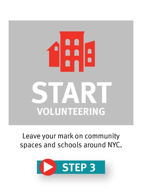 volunteer service volunteer in nyc new york cares