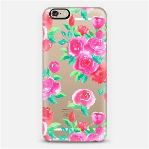 One Direction 1d Casing Iphone 7 6s Plus 5s 5c 4s Cases Samsung pink roses watercolor roses pink from casetify