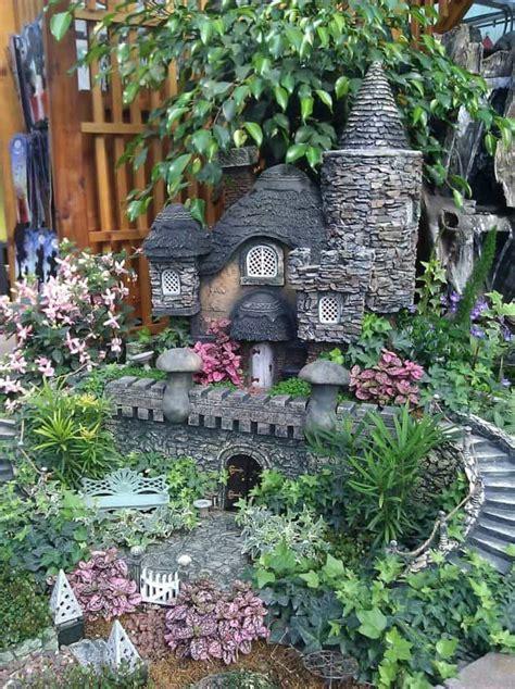 whimsical outdoor fairy garden fairy garden houses