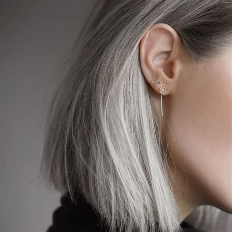 why are grey hairs harder to cut 91 best hair cut images on pinterest hair cut hair