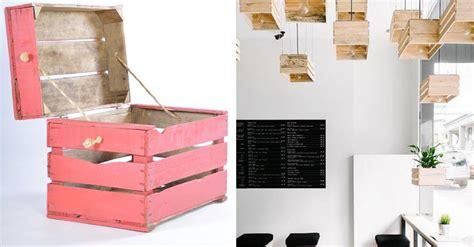 idea vas 20 ideas hermosas para reciclar las cajas de madera 161 161 vas