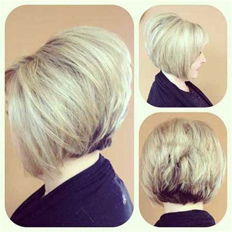does a stacked hair cut look good on a oval face good looking short bob haircuts for women short