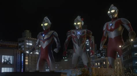 ultraman x film 2016 ultraman x the movie here comes our ultraman m subs