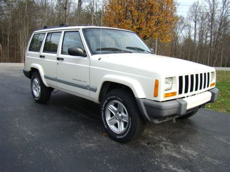 2001 Jeep Sport Parts Rv Parts 2001 Jeep Sport 4x4 Suv For Sale