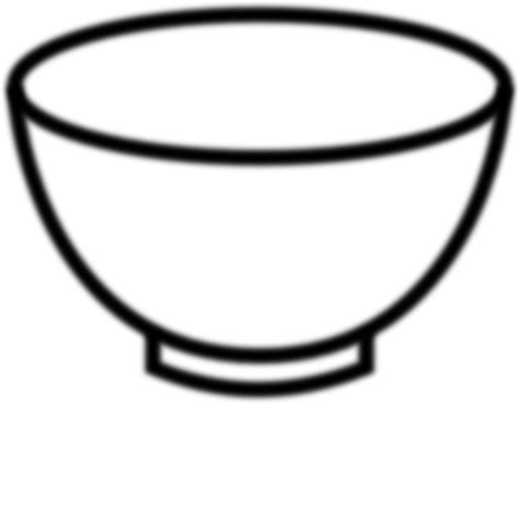 Bowl Clip Art At Clkercom  Vector Online Royalty Free sketch template