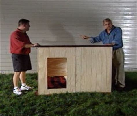 how to build a simple dog house step by step wood work wood dog house kits easy to follow how to build a diy woodworking projects