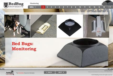 bed bug central bedbug university e learning offers insight into
