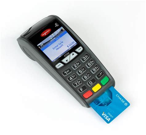 Ingenico iCT250 Credit Card Processing Machine