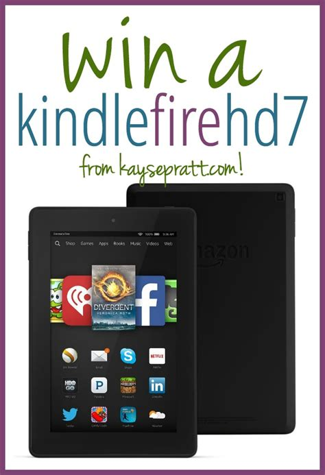 win a kindle 7 signed win a kindle hd7 intentional