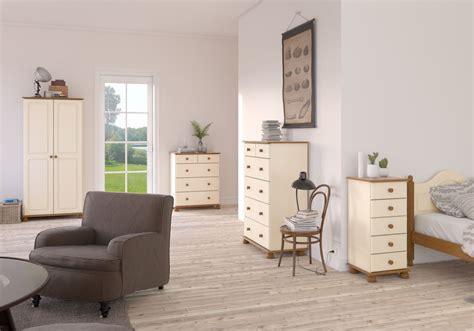 antique cream bedroom furniture steens richmond cream and antique pine 4 2 chest of