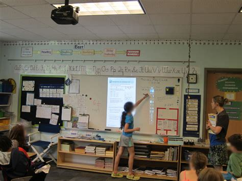 classroom layout interactive how teacher jennifer uses is 01 interactive whiteboard