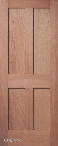 Four Panel Interior Door Homestead Interior Doors Traditional 4 Panel Door