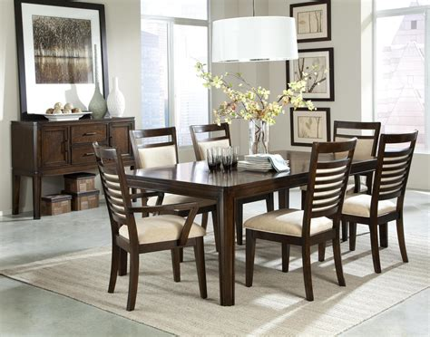 dining room groups standard furniture avion dining room group olinde s
