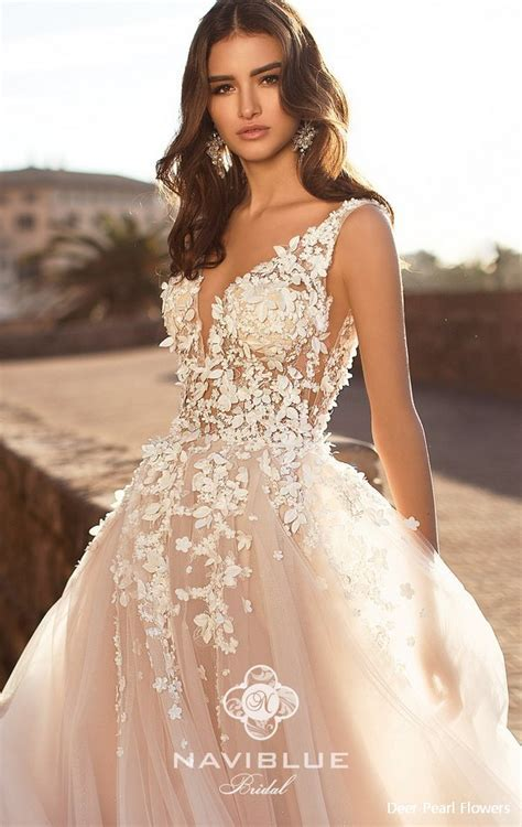 """Naviblue 2019 Wedding Dresses ? """"Dolly"""" Collection   Deer"""