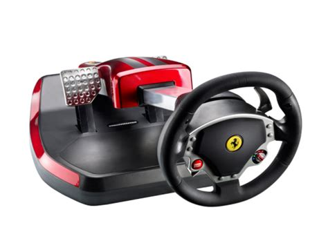 volante f430 volant thrustmaster wireless gt cockpit 430