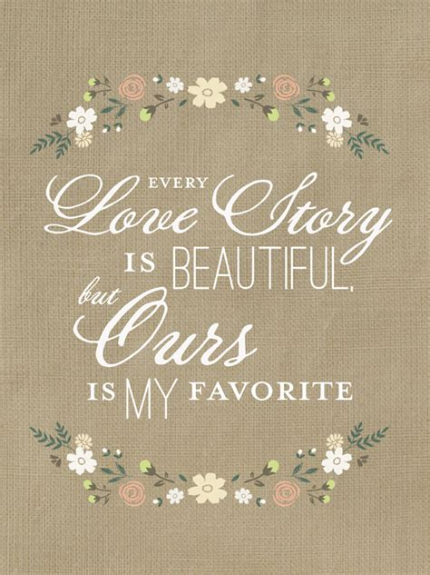 printable quotes about love love story quote printable wedding pinterest free