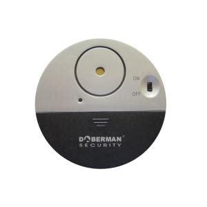 Door Alarms Home Depot by Doberman Security Home Security Ultra Slim Window Alarm Se