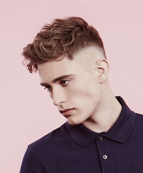 Short Sides And Curl Top Hairstyles | 7 short haircut ideas for men 2016 men s hairstyles and