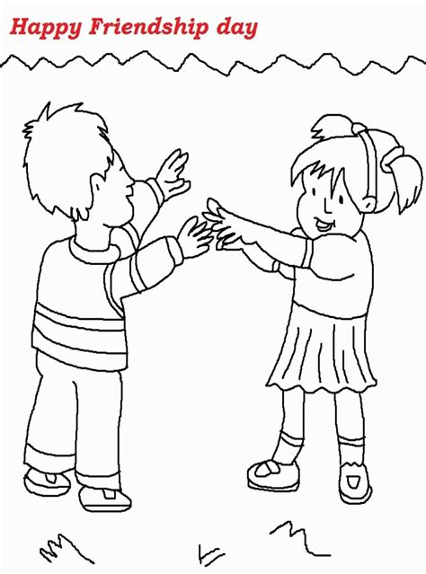 friendship coloring pages friendship coloring pages printable az coloring pages