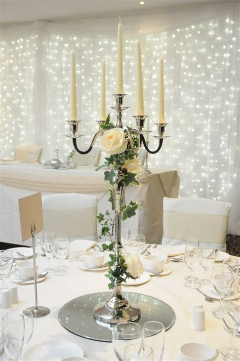 17 best ideas about candelabra wedding centerpieces on