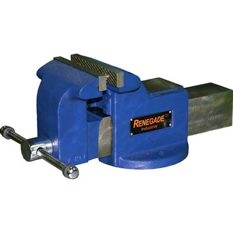 industrial bench vice m50f renegade industrial 125mm vice h duty cast bench vice