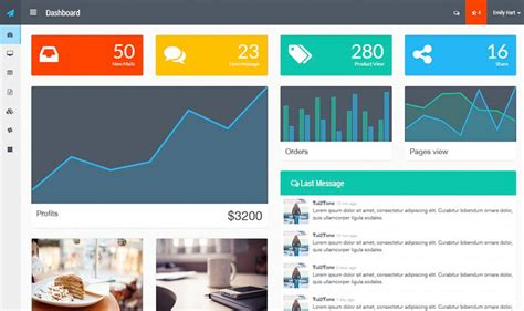 bootstrap admin template cyberuse 15 best free bootstrap admin templates of all time show wp
